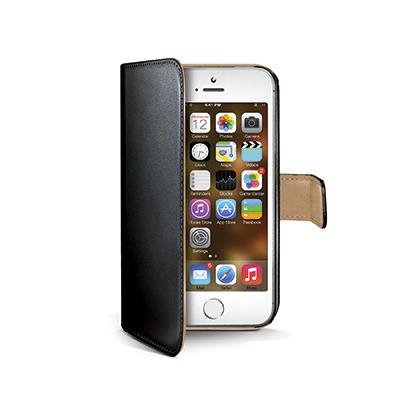 Celly WALLY185 Mobile phone case - Zwart
