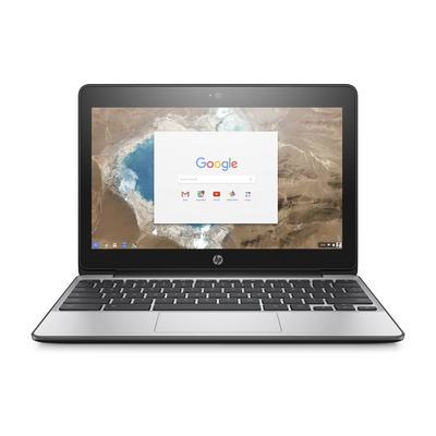 HP Chromebook 11 G5 EE Ruggedized Notebo Laptop - Zilver