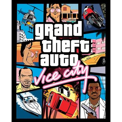Rockstar games game: Grand Theft Auto: Vice City PC
