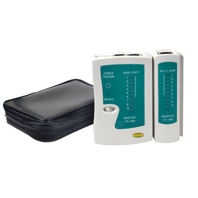 EFB Elektronik 39939.1 Netwerkkabel tester - Groen, Grijs