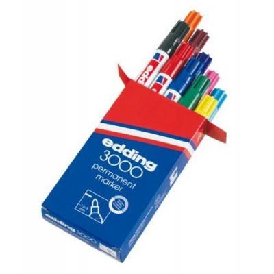 Edding marker: 3000 - Multi kleuren