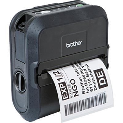 Brother RJ-4030\n- Mobiele labelprinter voor RD-M labels en rollen van 51 tot 118 mm - Bluetooth - 203dpi Pos .....