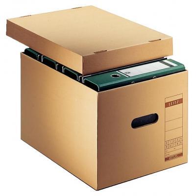 Leitz archiefdoos: Premium archief & transportdoos - Bruin
