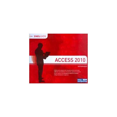Easy computing boek: Snelgids Access 2010 - eBook (ePUB)