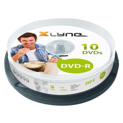 xlyne 2010000 DVD