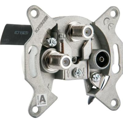 Schwaiger DSE652531 wandcontactdoos