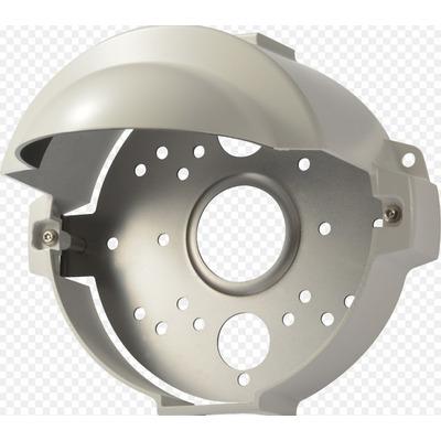 Panasonic WV-Q7118 Beveiligingscamera bevestiging & behuizing - Zilver