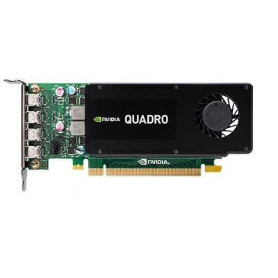 Lenovo Nvidia Quadro K1200 4GB GDDR5 videokaart - Zwart, Groen