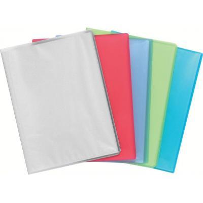 Exacompta album: Chromaline, PP, A4, 5 Kleuren geassorteerd - Veelkleurig