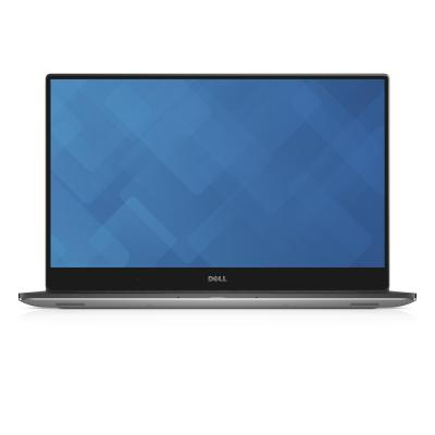 Dell laptop: Precision 5510 - Intel Xeon E3 - 16GB RAM - 512GB - Zwart, Zilver