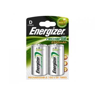 Energizer oplaad NiMH D/BS2 Batterij
