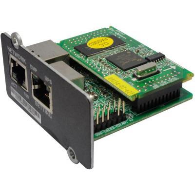 Bluewalker : Mini NMC Card SNMP Module, ARM 36 MHz 32 bit, 16 Mbyte SDRAM, 4 Mbyte flash, 10 m/100 m UTP, RJ-45 .....