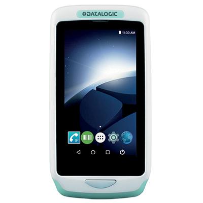 Datalogic Joya Touch A6 HC PDA - Cyaan, Wit