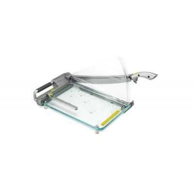 Rexel snijmachine: ClassicCut CL410 Snijtafel A4 Transparant - Zilver, Transparant