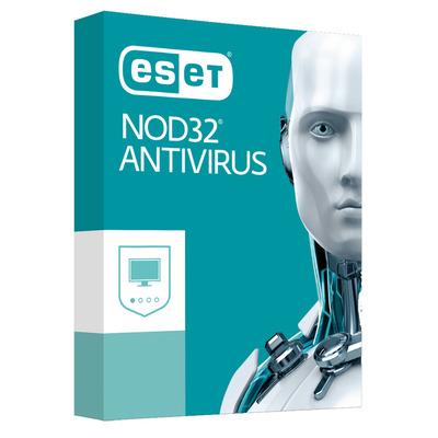 ESET NOD32 Antivirus - Bs Lic 1Y 9U Software
