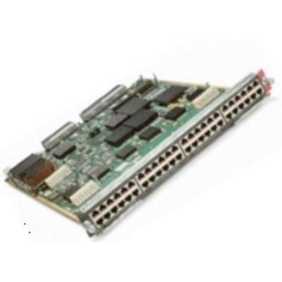 Cisco switchcompnent: Module 48p 10/100/1000 ENet for Cat 6500