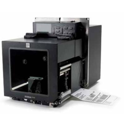 Zebra ZE500 Labelprinter - Zwart