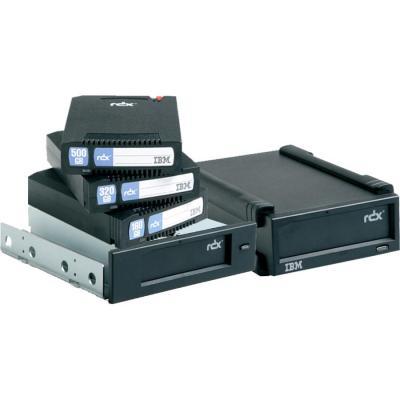 Ibm tape array: RDX 320 GB - Zwart