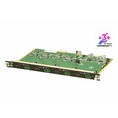 Aten 4 x HDMI Type A, 100 Ώ, 340 MHz, 10.2 Gbps, HDCP 2.2 Interfaceadapter