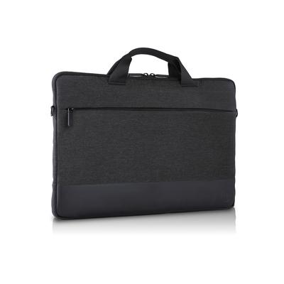 DELL PF-SL-BK-3-17 Laptoptas - Zwart, Grijs