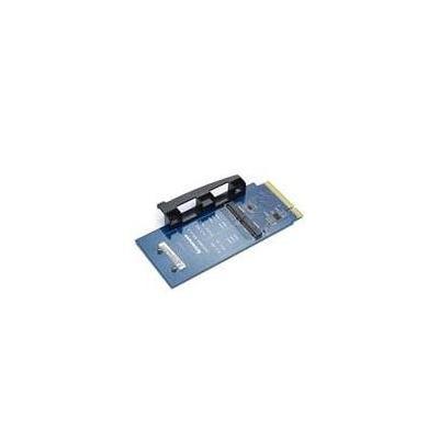 Lenovo Computerkast onderdeel: ThinkStation M.2 SSD Flex Adapter - Zwart, Blauw