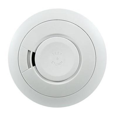 Ei electronics rookmelder: Ei650 Rookmelder voor 10 jaar zorgeloze veiligheid - Wit