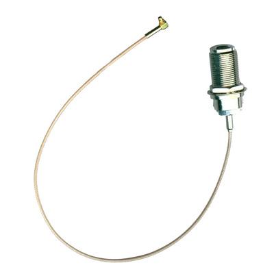 Mikrotik ACMMCX Coax kabel - Aluminium