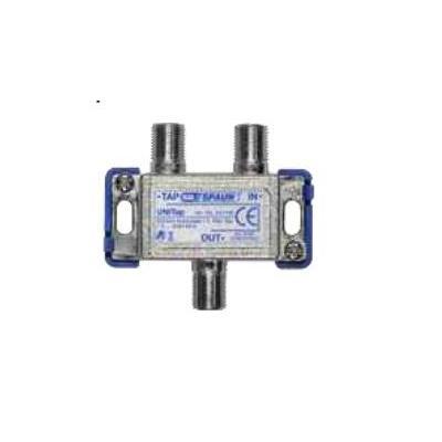 Spaun UNITap Kabel splitter of combiner - Roestvrijstaal