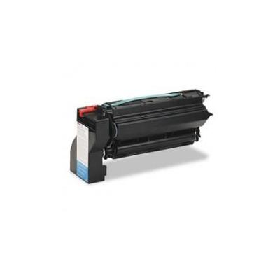 InfoPrint Cartridge for IBM Color 1754/1764, Return program, Cyan, 15000 Pages Toner - Cyaan