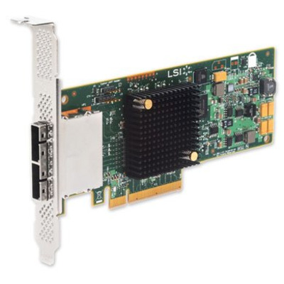 Supermicro SAS 9207-8e Interfaceadapter