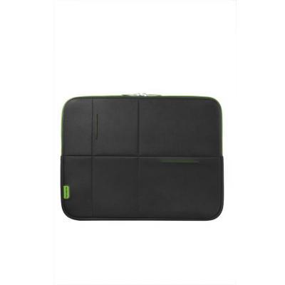 "Samsonite laptoptas: Airglow 15.6"" - Zwart, Groen"