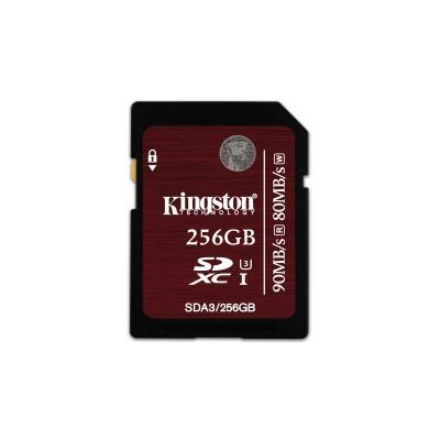 Kingston Technology SDA3/256GB flashgeheugen