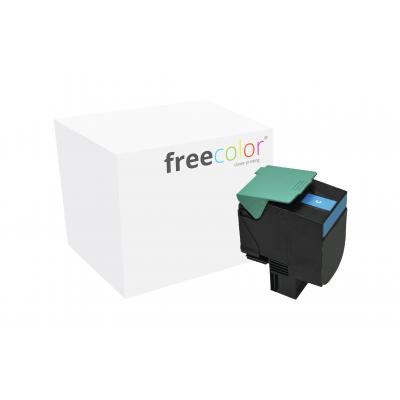 Freecolor X544C-FRC toner