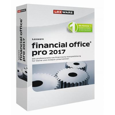 Lexware boekhoudpakket: Financial office pro 2017