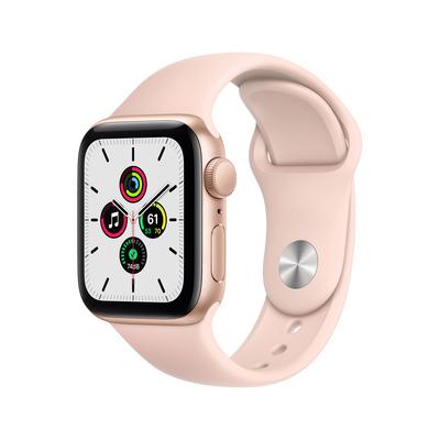 Apple Watch SE 40mm 32GB aluminium Pink Gold Smartwatch