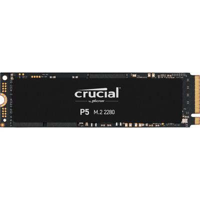 Crucial P5 M.2 500GB 2280 NVMe Tray SSD