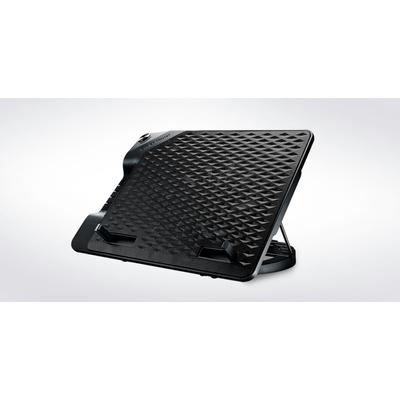 Cooler Master NotePal Ergostand III Notebook koelingskussen - Zwart