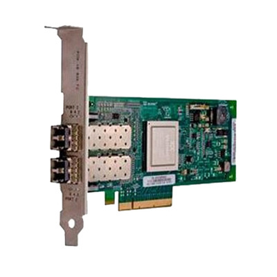 Dell interfaceadapter: Qlogic 2662 - Groen, Roestvrijstaal