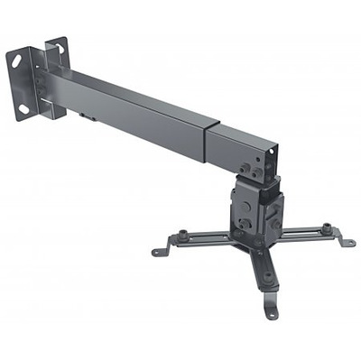 Manhattan Projector Ceiling or Wall Mount (height: 43-65cm), Max 20kg, Black Projector plafond&muur steun - .....