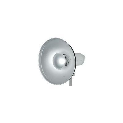 Walimex softbox: Beauty Dish 41cm /f Hensel Expert/Contra - Zwart, Zilver