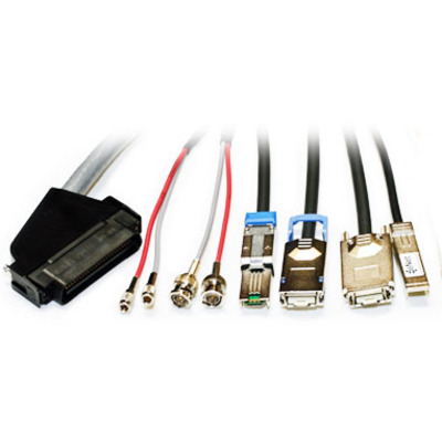 Lenovo 3m LC-LC OM3 fiber optic kabel