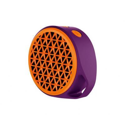 Logitech draagbare luidspreker: X50 - Oranje, Paars