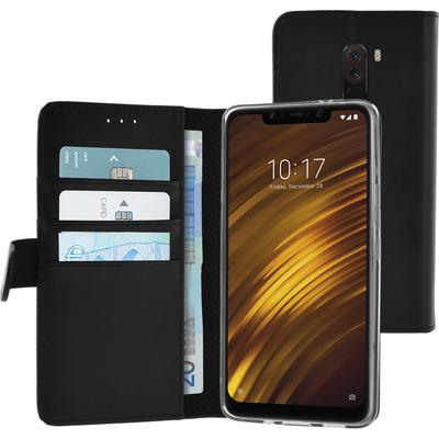 Azuri AZ-WALCLRXMPOCO-BLK mobiele telefoon behuizingen