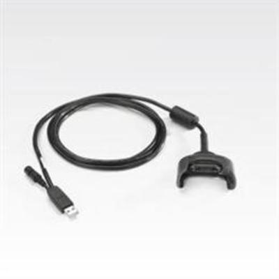 Zebra USB Charge/Sync cable USB kabel - Zwart