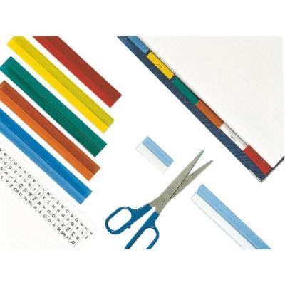 Esselte zelfklevend notitiepapier: indextab - Multi kleuren