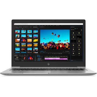 HP laptop: ZBook 15u G5 + tas en 8GB RAM geheugen - Zilver