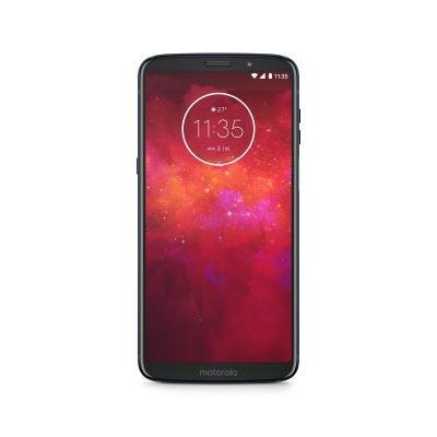 Motorola smartphone: moto z³ play - Indigo 64GB