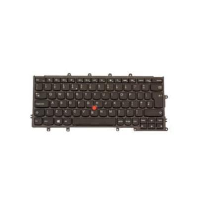 Lenovo notebook reserve-onderdeel: 04Y0929 - Zwart