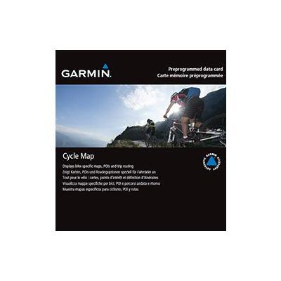 Garmin : Europe Cycle Map 2014, microSD/SD