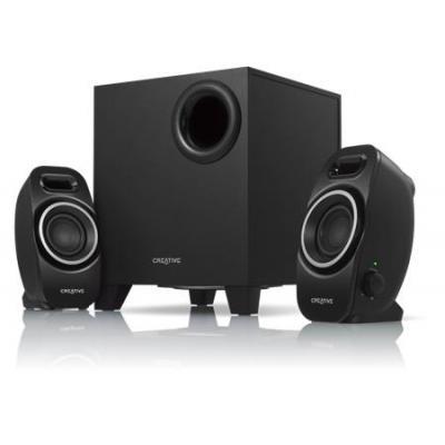 Creative labs luidspreker set: A250 - Zwart